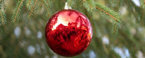 Weihnachten auf Schloss Landau